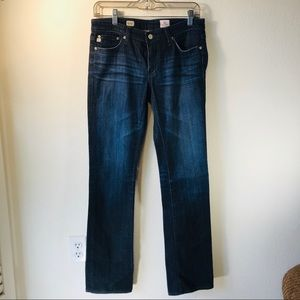 Anthropologie Jeans - AG Adriano Goldschmied / Ballad Slim Bootcut Jeans